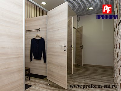 Fitting rooms for shops №4