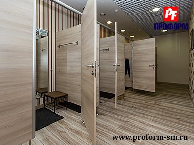 Fitting rooms for shops №3