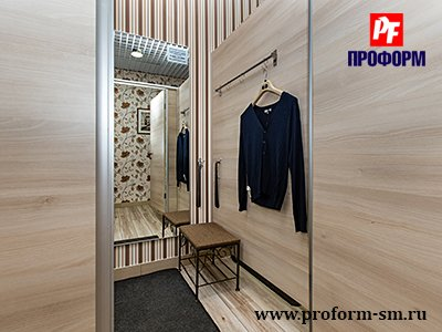 Fitting rooms for shops №5