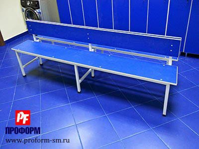 Benches for fitting rooms №4
