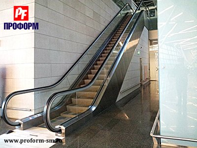 Escalators and moving walkways Trim Stainless №2