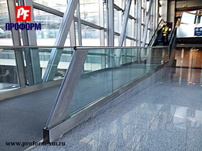 Escalators and moving walkways Trim Stainless №3